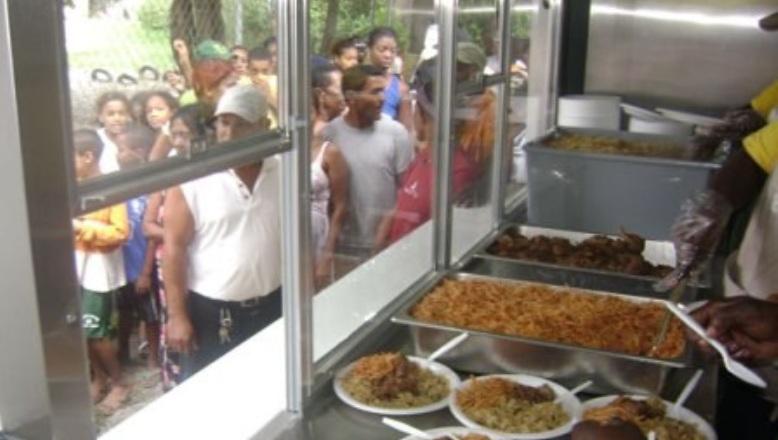 Gobierno dispone construcción de Comedor Económico en Boca de Cachón ...
